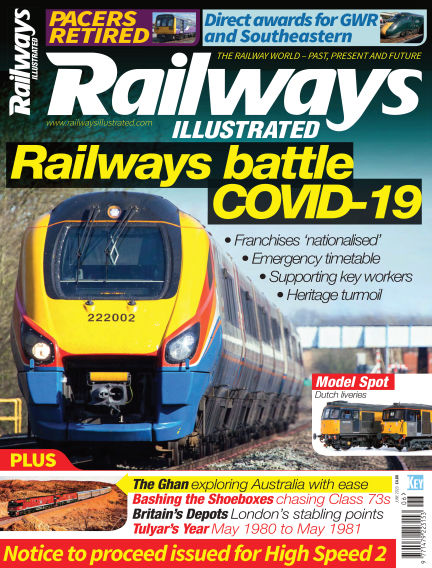 Railways Illustrated May 07, 2020 00:00