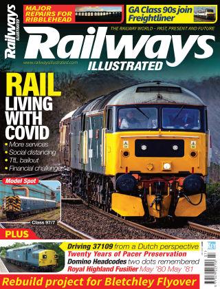 Railways Illustrated Jul 2020