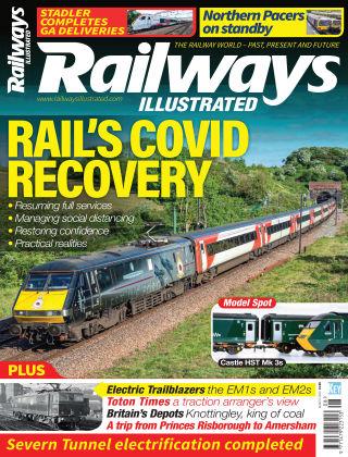 Railways Illustrated Aug 2020