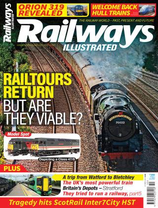 Railways Illustrated Oct 2020