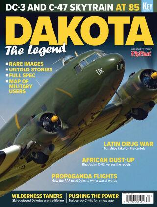 Aviation in the Second World War dakota