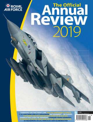 Exclusive RAF raf_review_2019