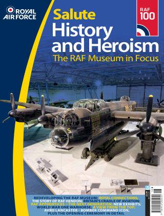 Exclusive RAF raf salute