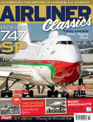Historic Commercial Aviation airliner_classics