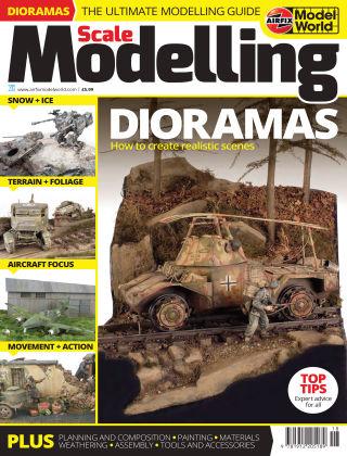 Model Aircraft dioramas