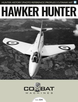 Modern British Military Aviation hawker_hunter