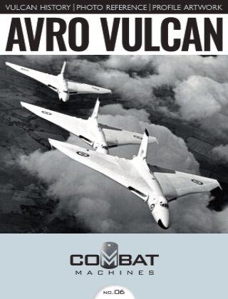 Modern British Military Aviation Vulcan