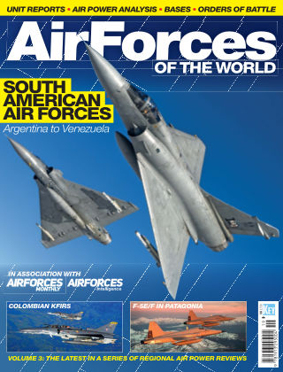 Modern Intl Mil Aviation airforces of world