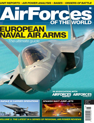 Modern Intl Mil Aviation world european