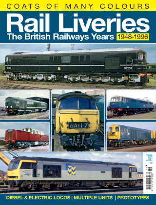 Railways Collection rail_liveries_vol1