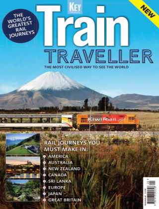 Railways Collection train_traveller
