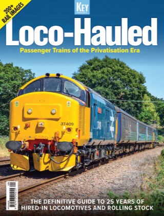 Railways Collection loco_hauled