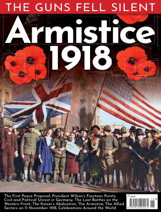 The First World War armistice1918