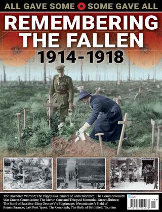 The First World War remembering_fallen