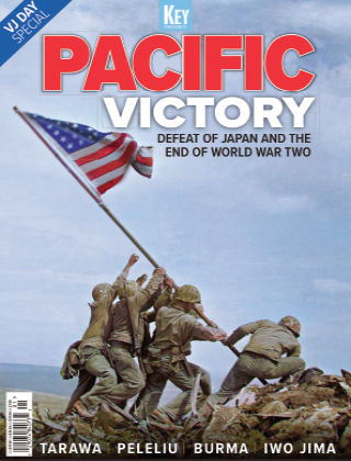 The Second World War pacific_victory