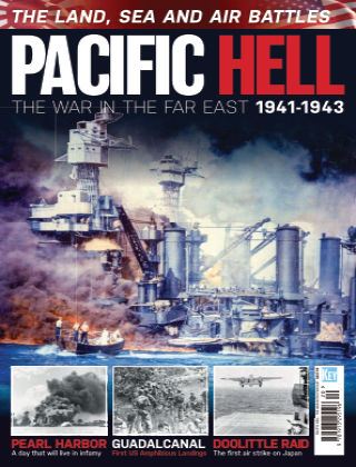 The Second World War pacific_hell