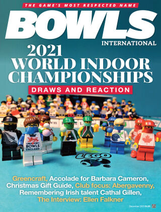 Bowls International Dec 2020