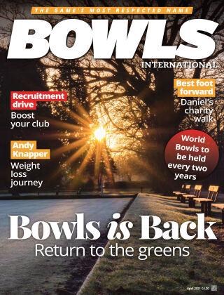 Bowls International Apr 2021