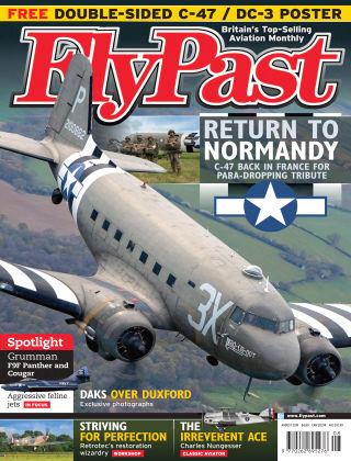 FlyPast Aug 2019