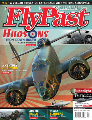 FlyPast Feb 2019