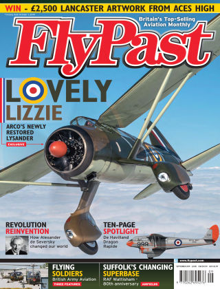 FlyPast Sep 2019