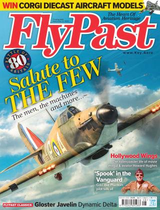FlyPast Aug 2020