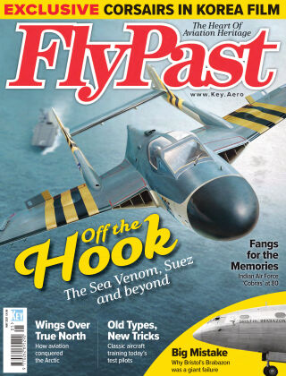 FlyPast May 2021