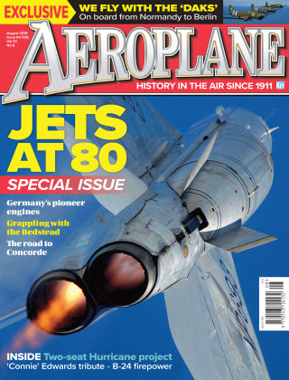Aeroplane Monthly Aug 2019