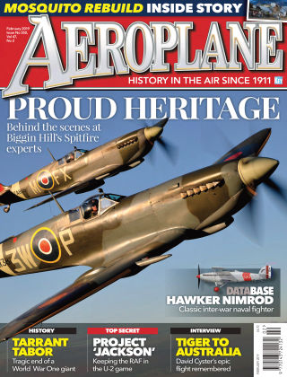 Aeroplane Monthly Feb 2019