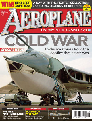 Aeroplane Monthly May 2019