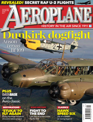 Aeroplane Monthly Jan 2019