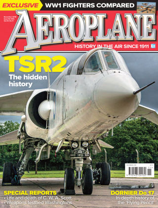 Aeroplane Monthly Nov 2019