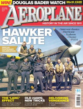 Aeroplane Monthly Mar 2020