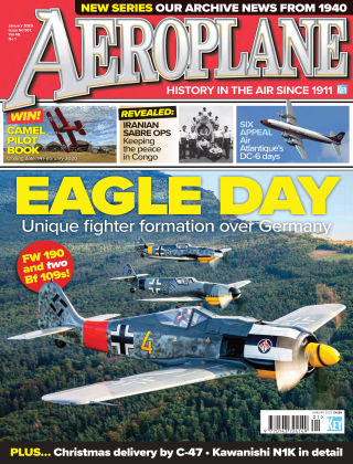 Aeroplane Monthly Jan 2020