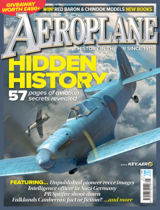 Aeroplane Monthly May 2020