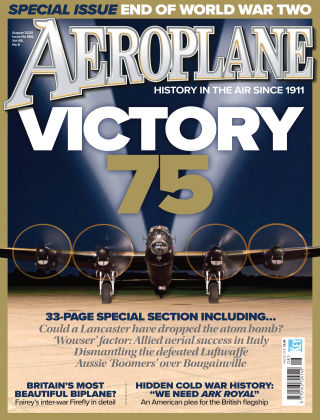 Aeroplane Monthly Aug 2020
