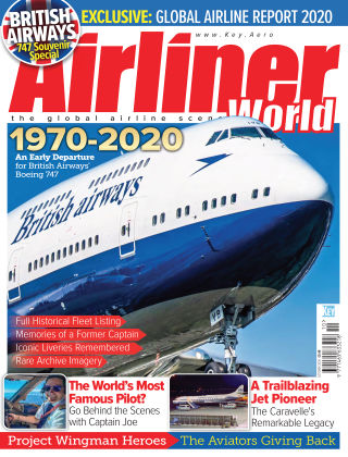 Airliner World Oct 2020