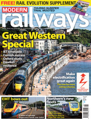 Modern Railways Aug 2019