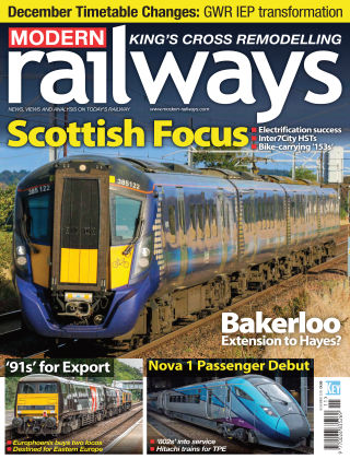 Modern Railways Nov 2019