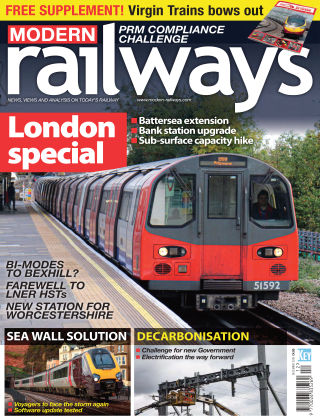 Modern Railways Dec 2019