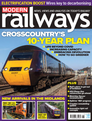 Modern Railways Jun 2020