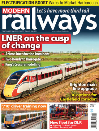 Modern Railways Apr 2019