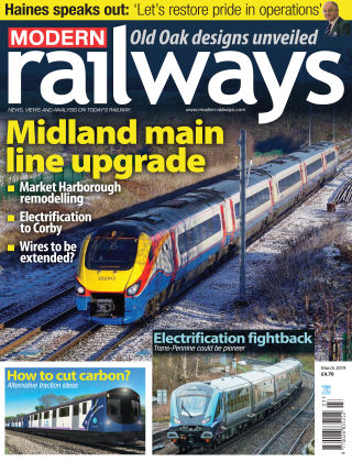 Modern Railways Mar 2019