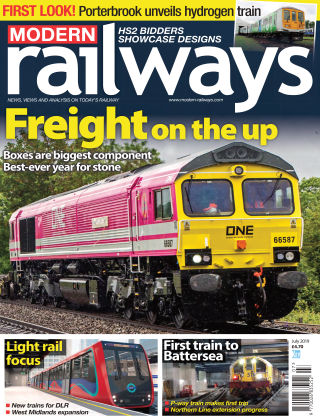 Modern Railways Jul 2019