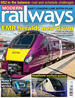 Modern Railways Oct 2019