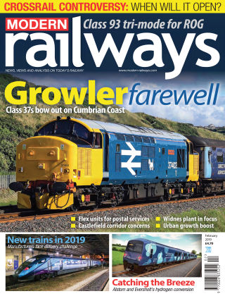 Modern Railways Feb 2019