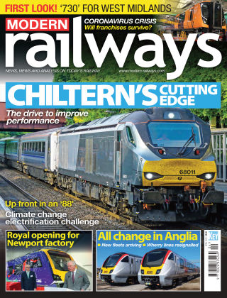 Modern Railways Apr 2020