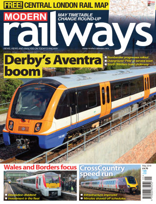 Modern Railways May 2019