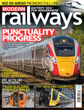 Modern Railways Mar 2020