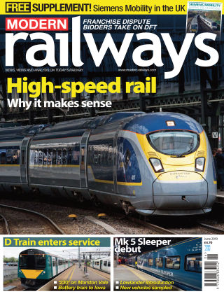 Modern Railways Jun 2019